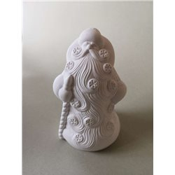 Фигура Дед Мороз 120х80х75